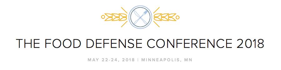 Food Defense Conference