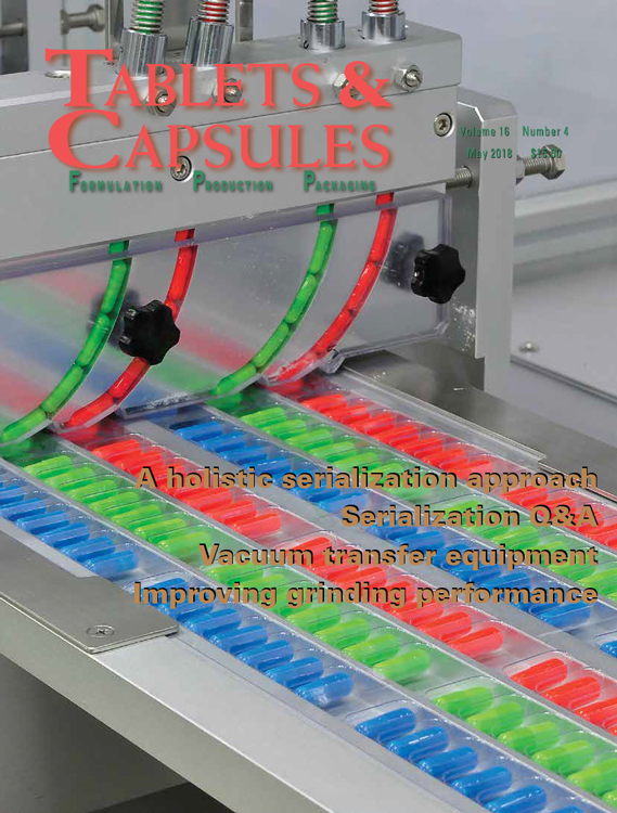 Tablets and Capsules magazine