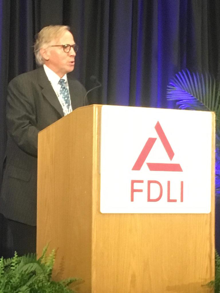 Steve Armstrong FDLI Award