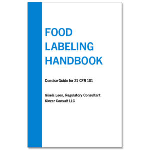 Food Labeling Handbook