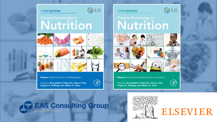 EAS Authors Chapter in Present Knowledge in Nutrition 11th Edition Published by Elsevier