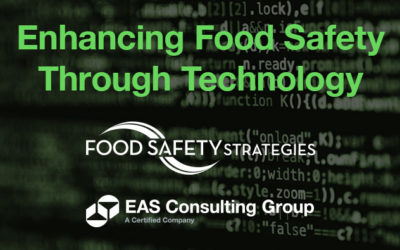 Enhancing Food Safety Through Technology