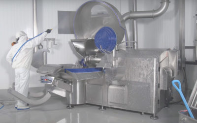Hygienic Equipment Sanitation – Best Practices for Food Safety