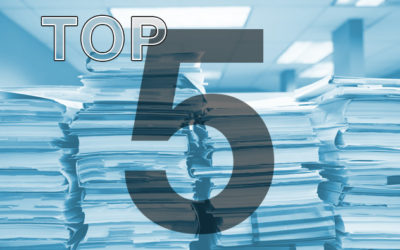 Top Five Considerations for Pre-Submissions