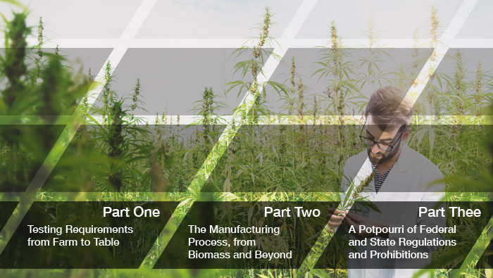 CBD and Hemp Manufacturing and Safety