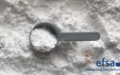 Did You Know? EFSA No Longer Considers Titanium Dioxide E 171 a Safe Food Additive